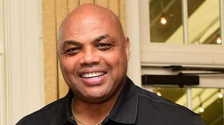 Charles Barkley attends the Julius Erving Celebrity Golf