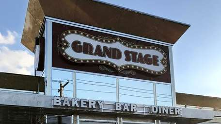 Grand Stage, which succeeded the Empress Diner in