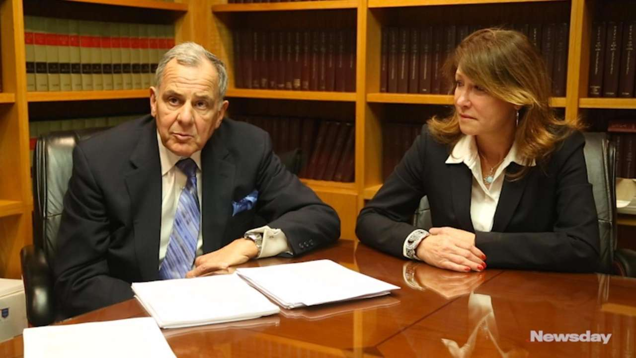 On Tuesday, Thomas Liotti, Katuria D'Amato's attorney, held a news conference stating