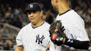 Bartolo Colon #40 of the New York Yankees