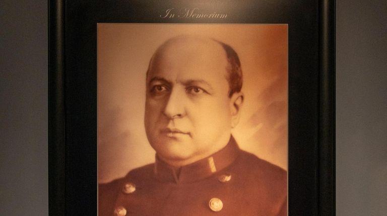 NYPD Lt. Joseph Petrosino was gunned down in