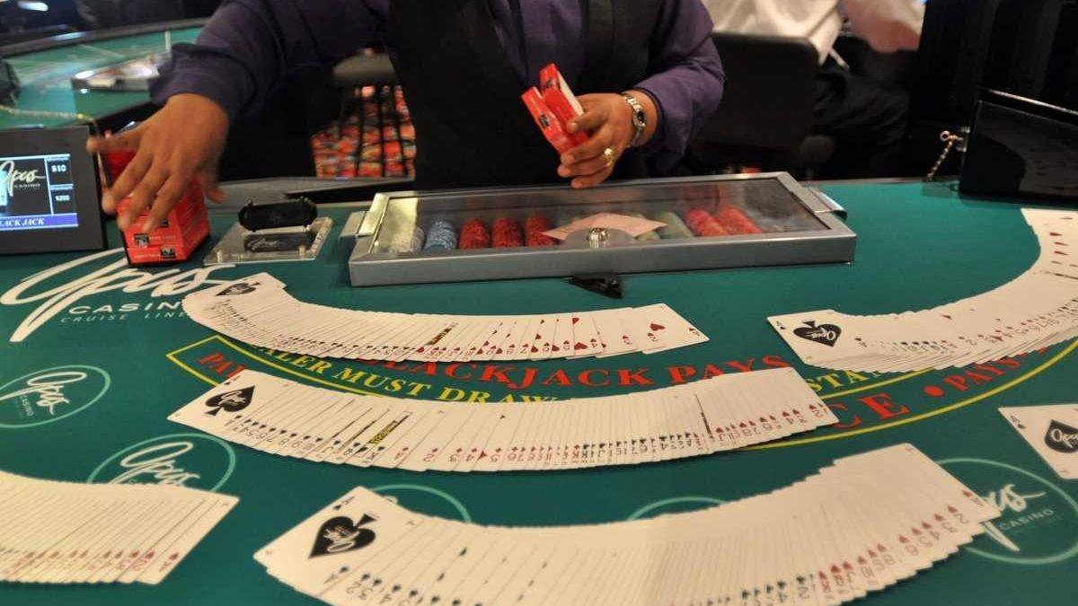 Shinnecock Casino