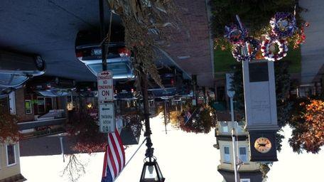 Park Avenue in Amityville. (Nov. 11, 2010)