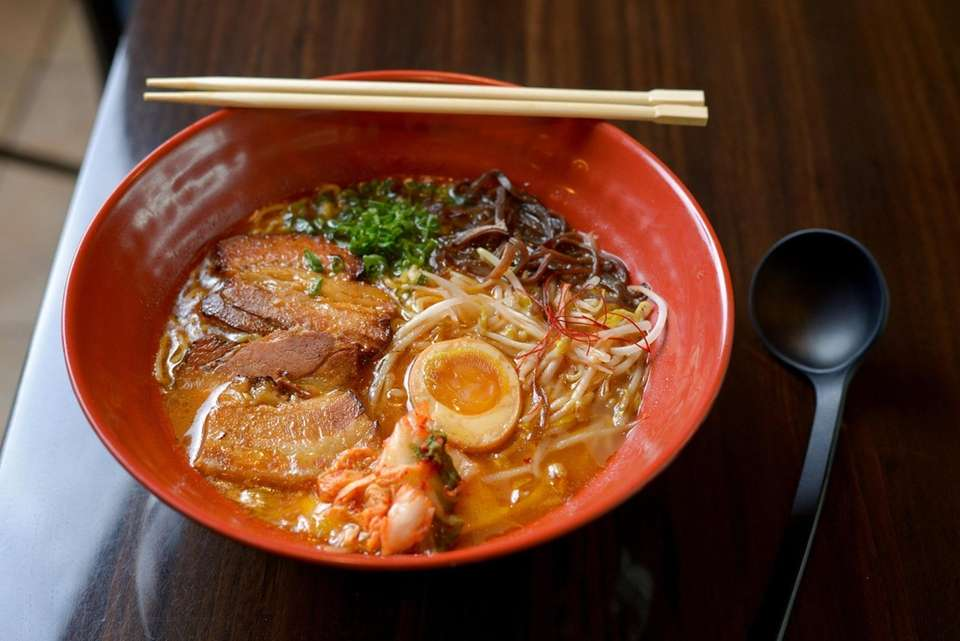 The most popular dish at Ramen Kyoto is