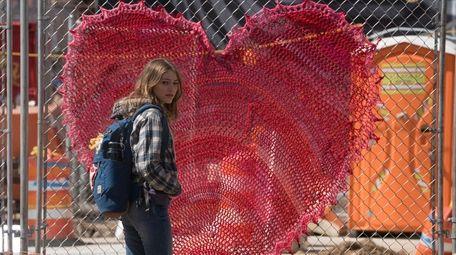 Grace Van Dien as Katie Campbell in NBC's