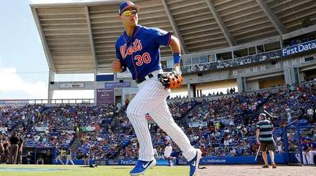 Mets union rep Michael Conforto said,