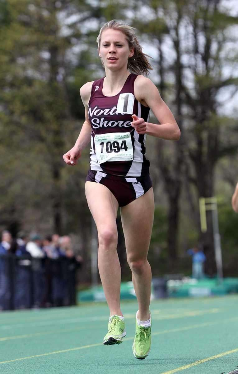 North Shore's Samantha Nadel takes first in the