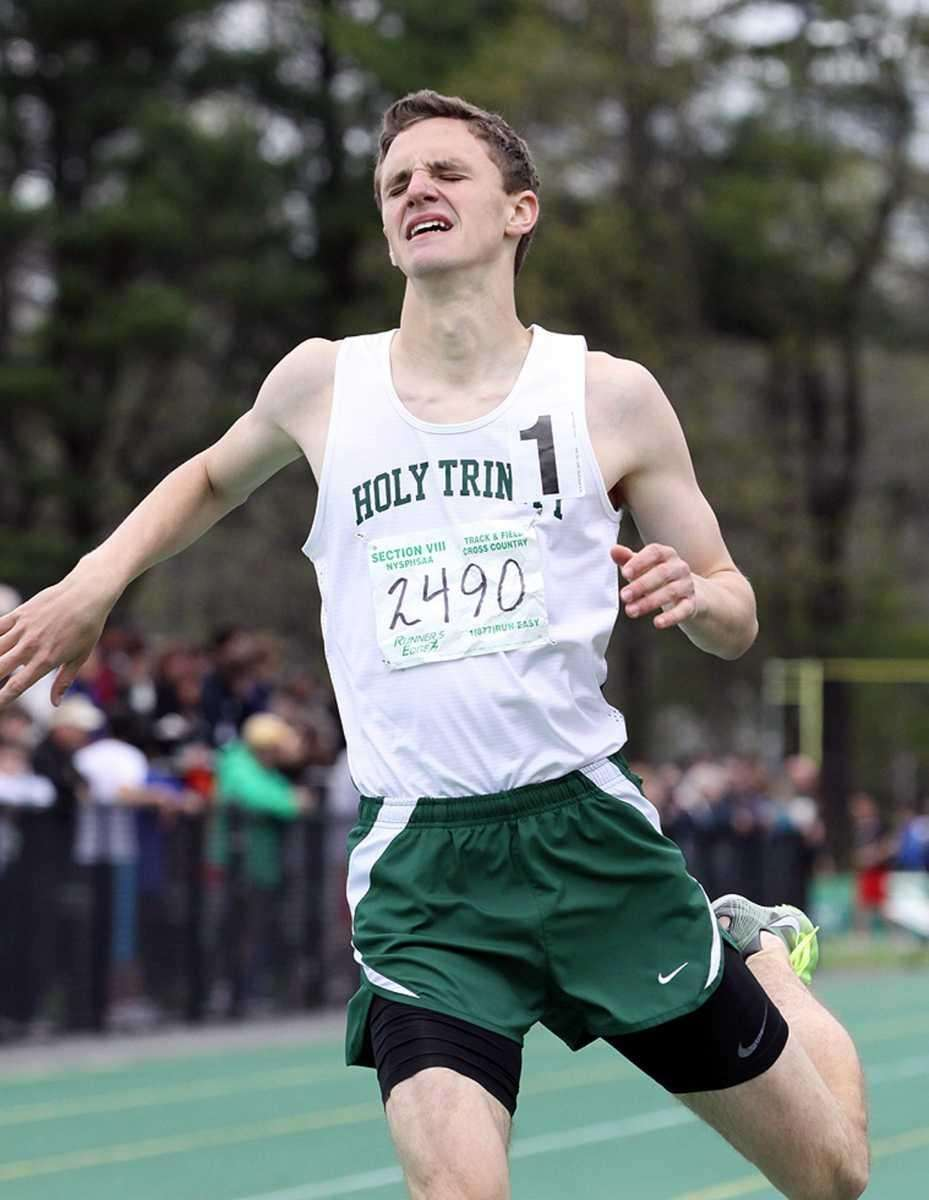 Holy Trinity's Austin Mituniewicz takes first in the