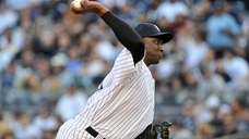 New York Yankees relief pitcher Rafael Soriano