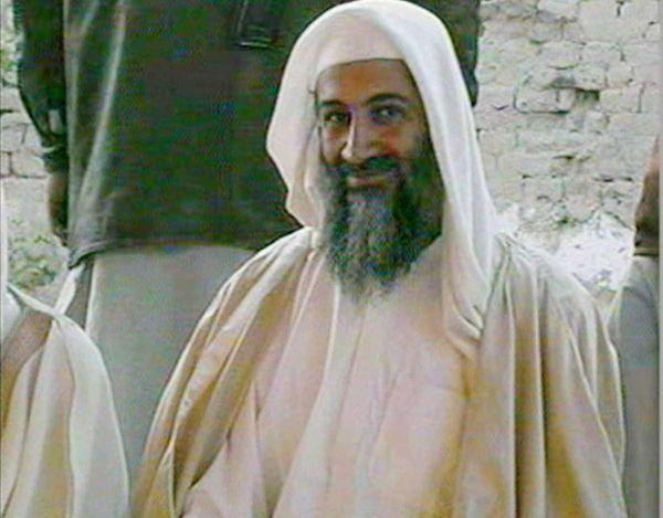 Al-Qaida mastermind Osama bin Laden. (Jan. 2001)