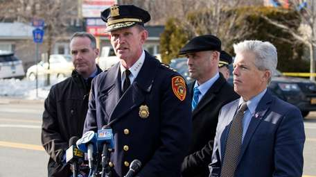 Suffolk County Police Chief of Department Stuart Cameron