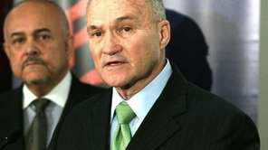 NYC Police Commissioner Ray Kelly. (Dec. 22, 2010)