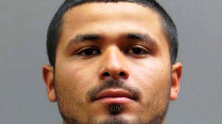 Edar Ventura, of Hempstead, pleaded guilty to two