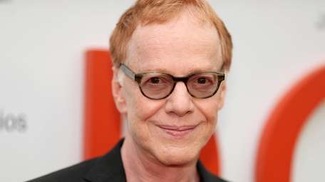 "Danny Elfman's music will be featured in ""Gary:"