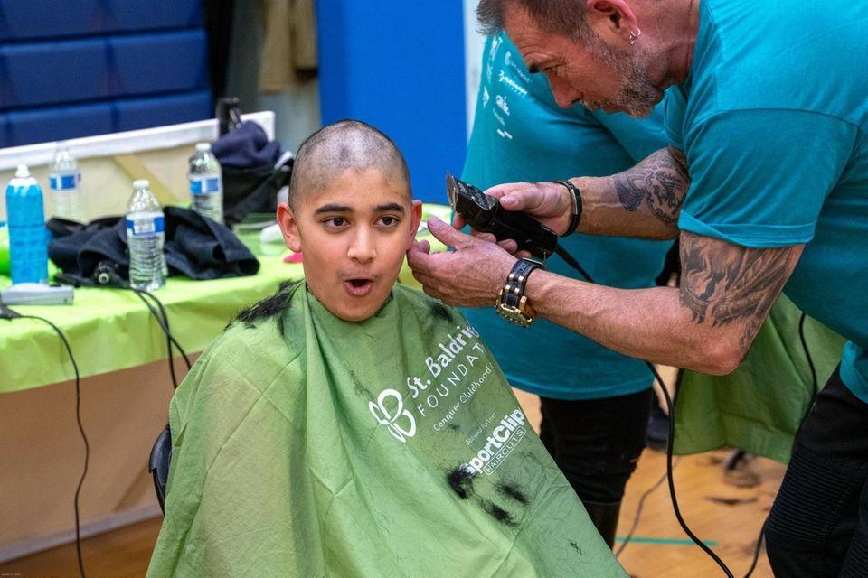 Although Alec Josen, 11, from Plainview, has raised