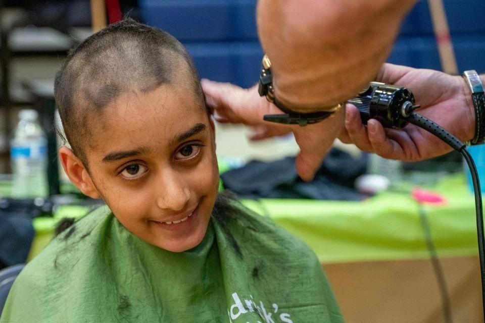 Aadi Mehta, 12, is not a novice at