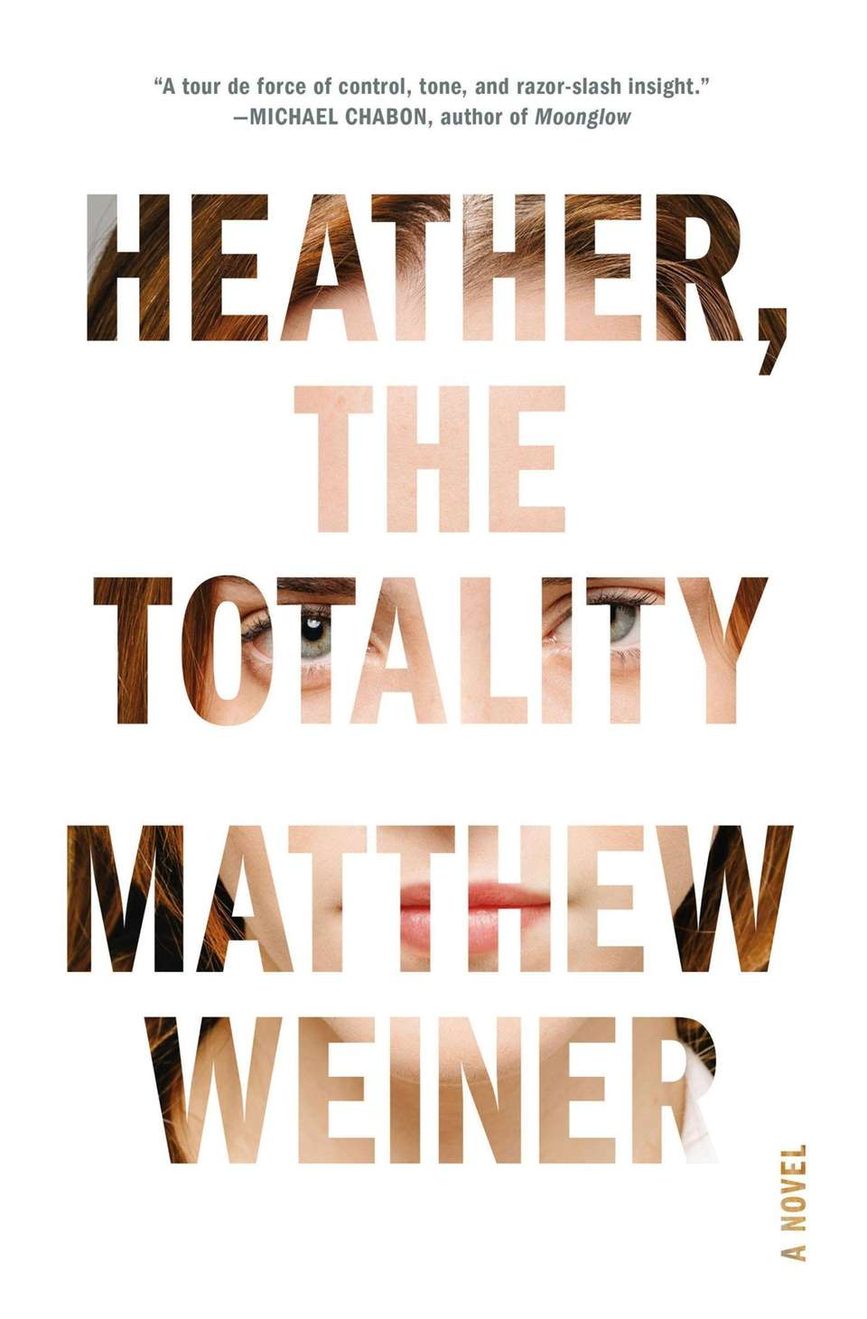 HEATHER, THE TOTALITY, by Matthew Weiner. If you