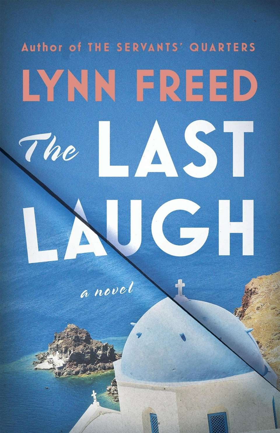 THE LAST LAUGH, Lynn Freed. Ideally, a book