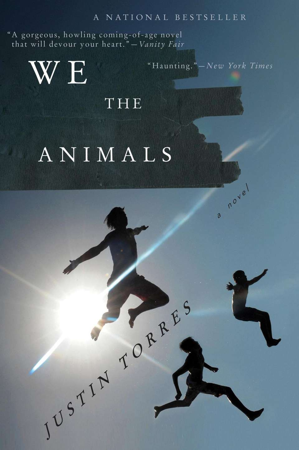 """We the Animals"" by Justin Torres (Mariner, 2011)"