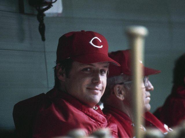 Cincinnati Reds ace pitcher Tom Seaver in the
