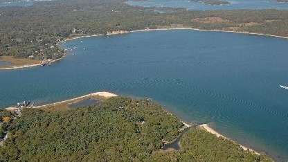 A deal on a 55-acre, waterfront North Haven