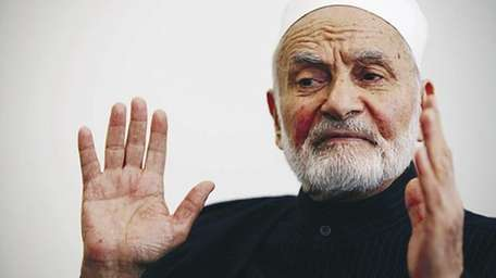 Imam Omar Abunamous