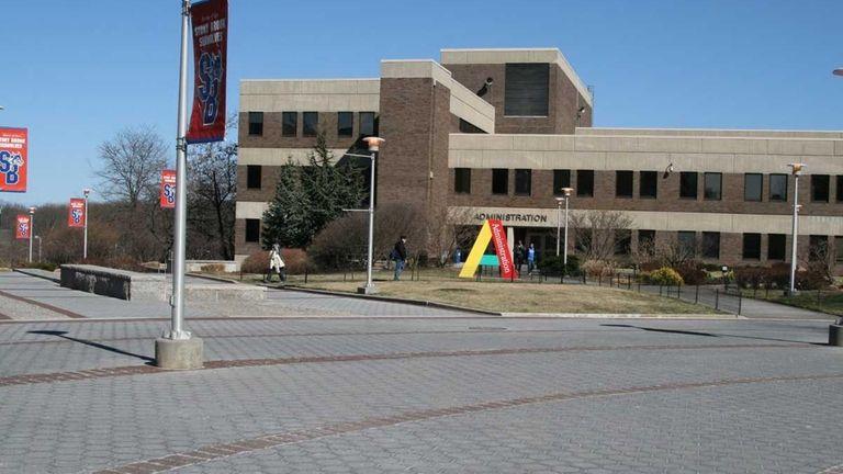 Stony Brook University campus around since 1957.