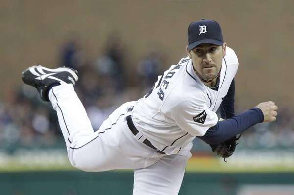 Detroit pitcher Verlander named AL MVP