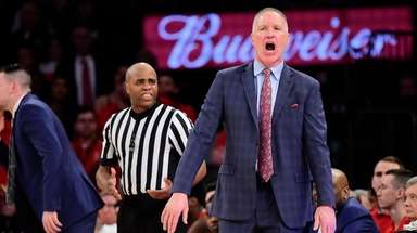 Chris Mullin of the St. John's Red Storm