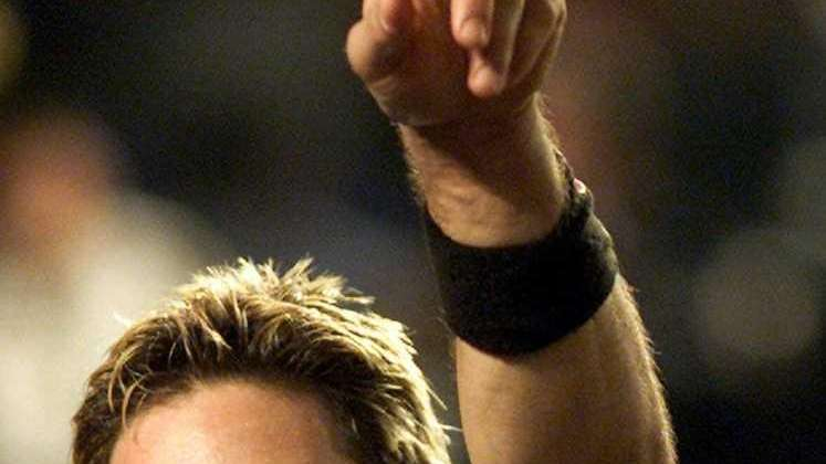 Mike Piazza delivered a memorable home run in