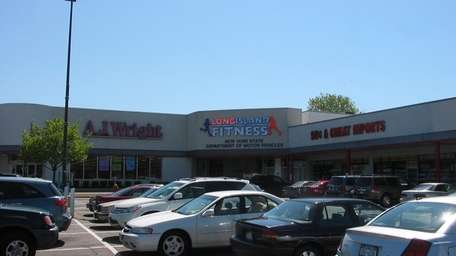 Carman's Plaza, a Cedar Shopping Centers property at