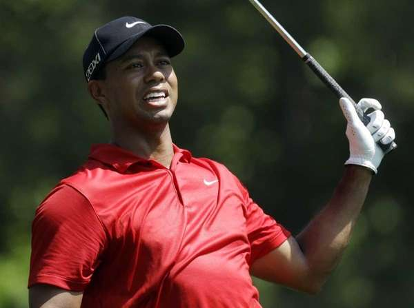 Name: Tiger Woods Product: Nike