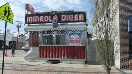 Mineola Diner, Mineola