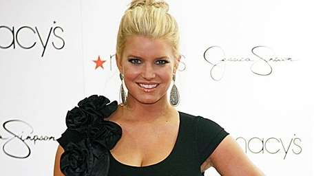 Jessica Simpson in an undated photo.