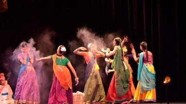 The Srijan Dance Company will perform Holi dances