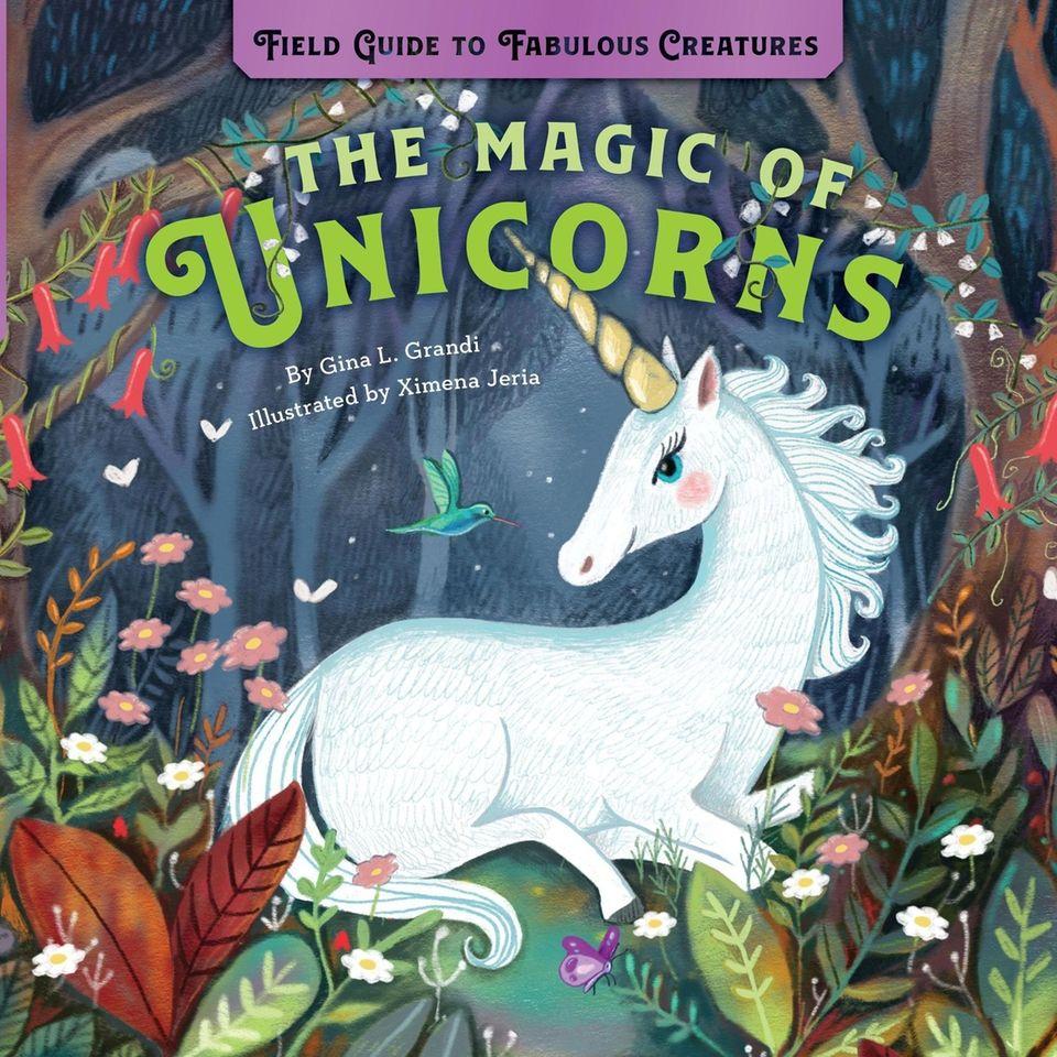 Unicorns, like many other mythological creatures, have their