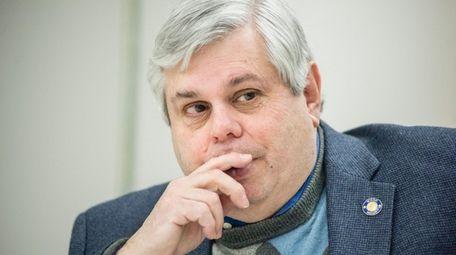Irv Miljoner, former district director for Long Island