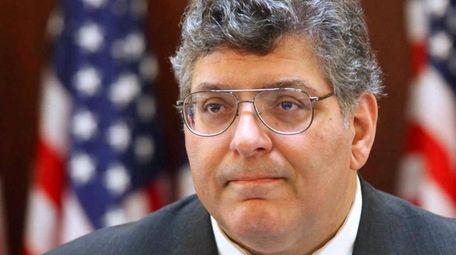 Republican elections law attorney John Ciampoli