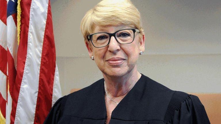 Retired Suffolk County Family Court Judge Barbara Kahn,