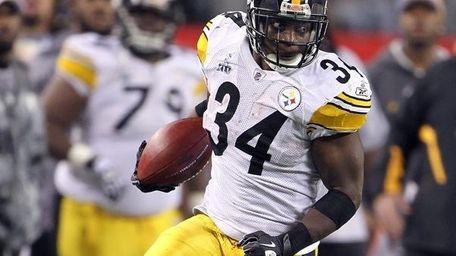 Pittsburgh Steelers running back Rashard Mendenhall tweeted,