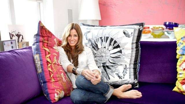 At Home With Kelly Bensimon M