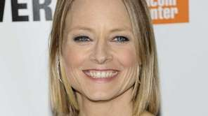 Director and actor Jodie Foster attends a special