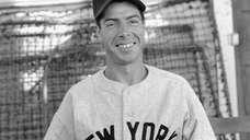 JOE DIMAGGIO, New York Yankees Hit streak: 56