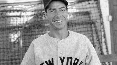 JOE DIMAGGIO, New York Yankees Hit streak: 56