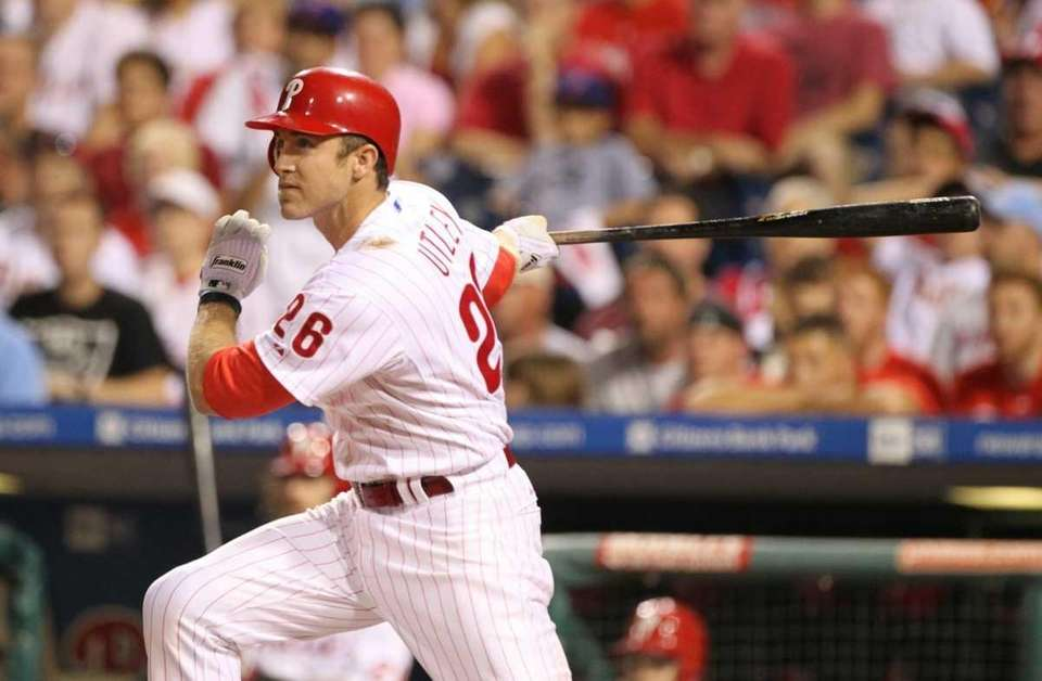 CHASE UTLEY, Philadelphia Phillies Hit streak: 35 games