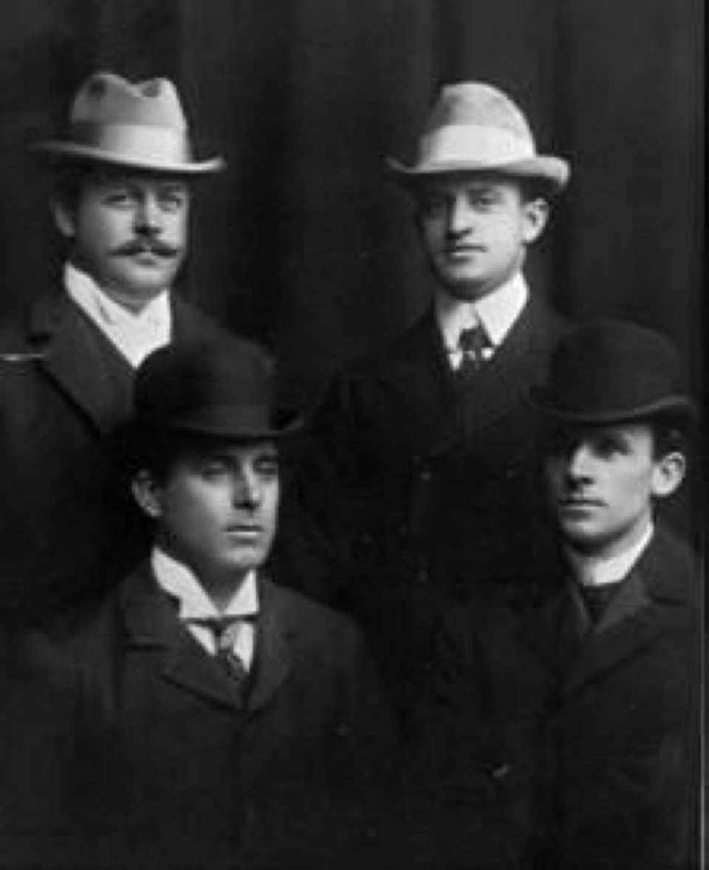 WILLIE KEELER, Baltimore Orioles (top right) Hit steak: