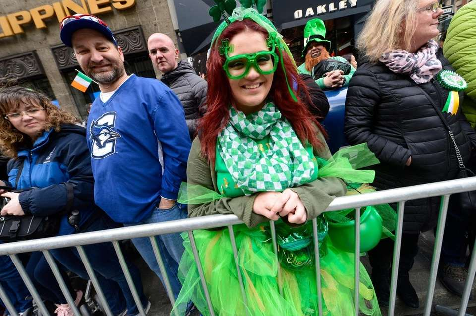 Thousands took part in this year's St. Patrick's