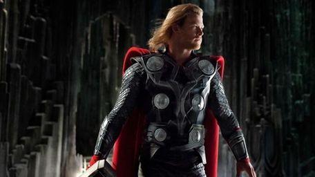 Thor (Chris Hemsworth) in