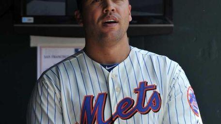 Mets right fielder Carlos Beltran is almost certain