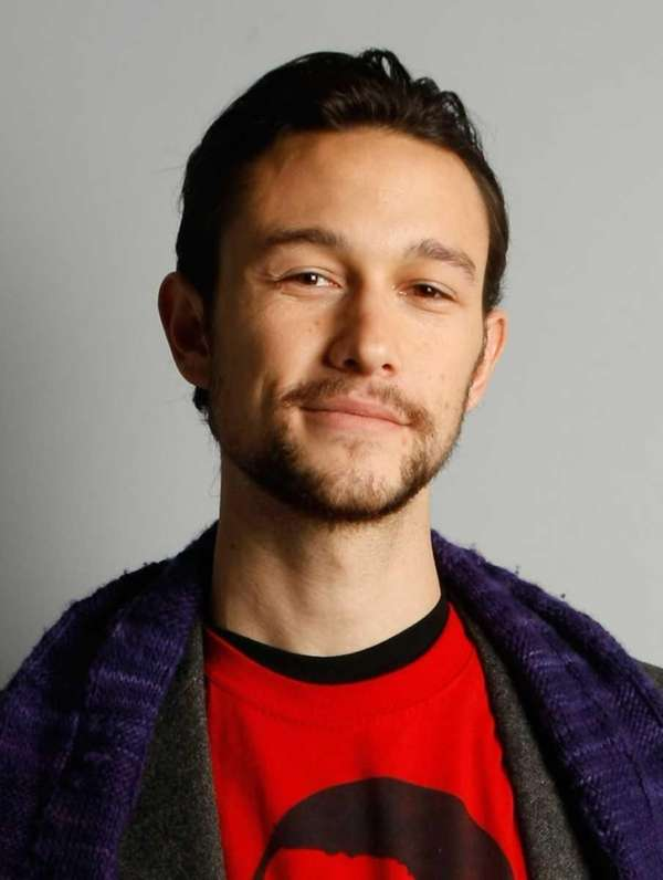 "Actor Joseph Gordon-Levitt of ""500 Days of Summer"""